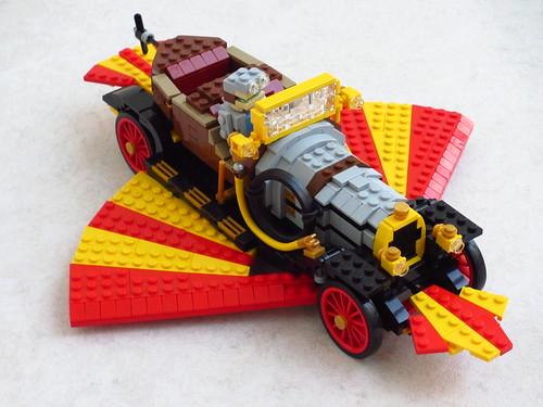 Chitty Chitty Bang Bang | by Mad physicist