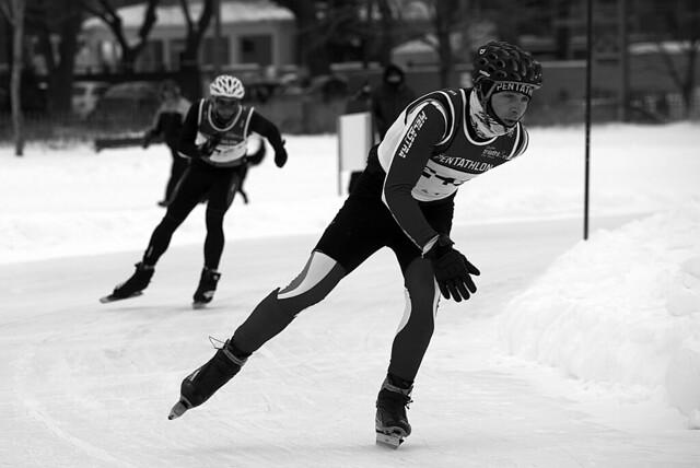 Québec ITU Triathlon des neiges - 2015