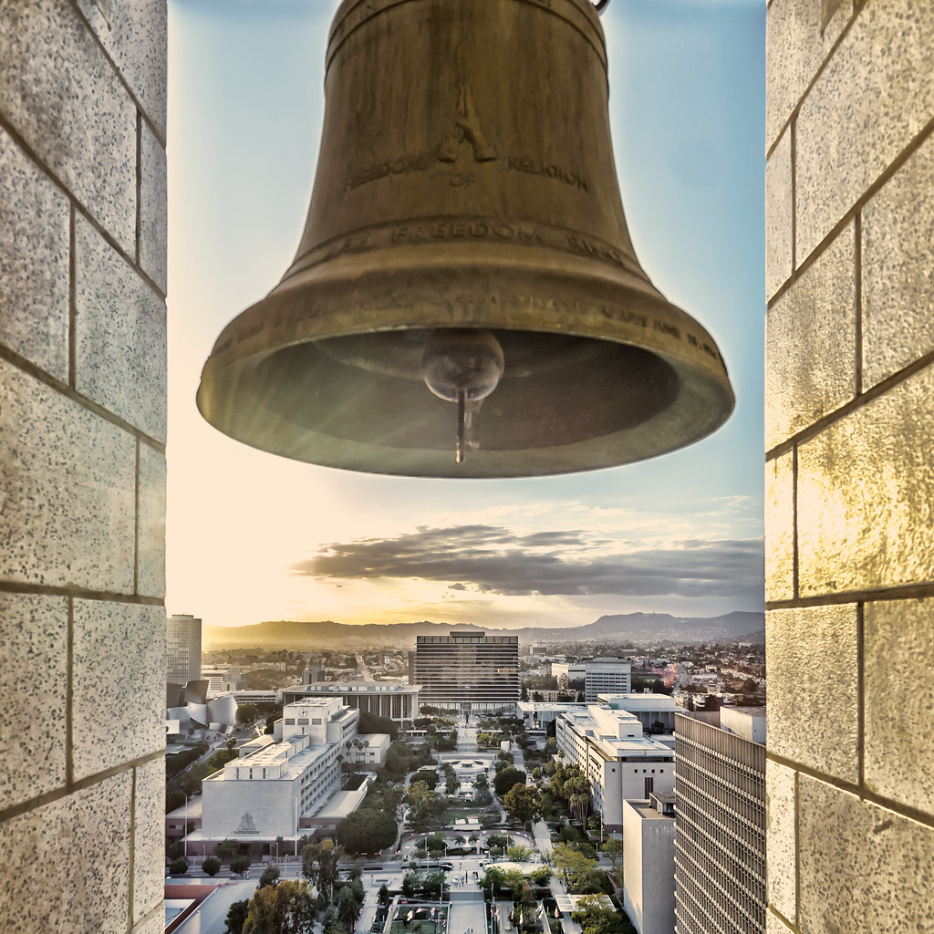 Bell Tower, City Hall