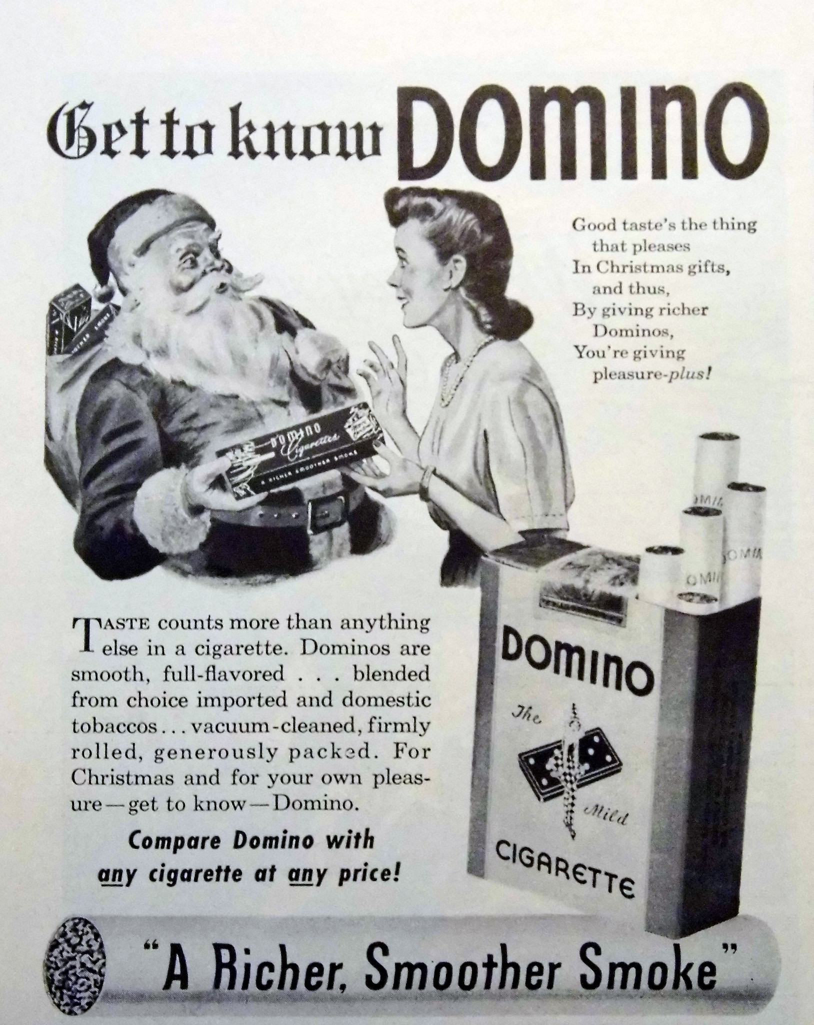 Domino - published in Life - December 14, 1942