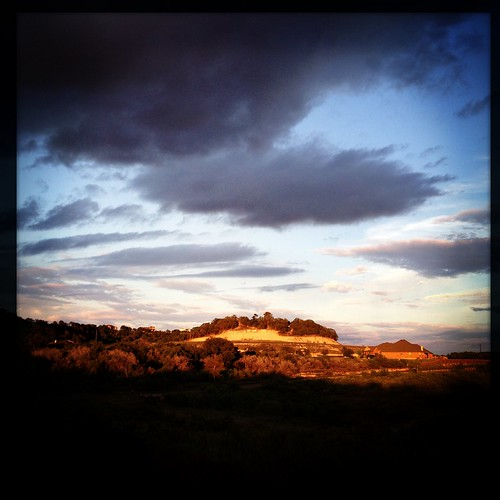 sunset landscape iphoneography hipstamatic jollyrainbo2xflash purehipstamatic janelens w40film hipstaconnect