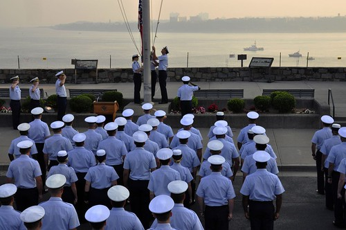 Coast Guard holds 9/11 observance ceremony | by Coast Guard News