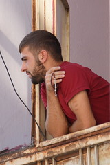 A closer look at the Bearded One of Sivas