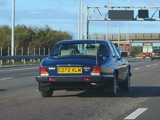 1986 Jaguar Sovereign V12 HE | by Spottedlaurel