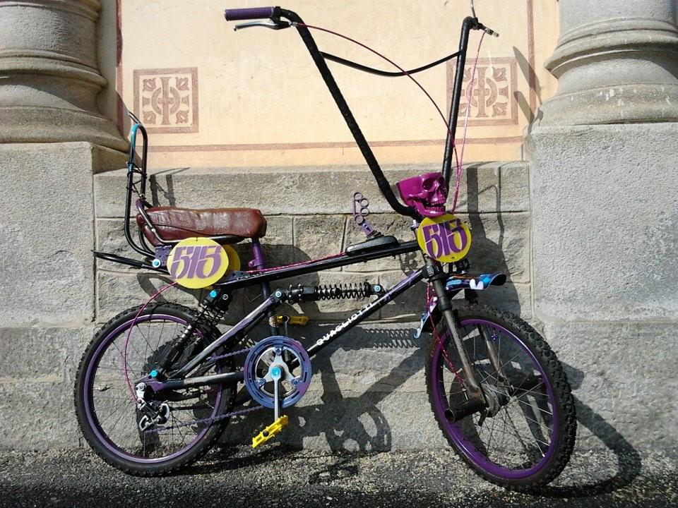 Cross Bicicletta Cross Anni 70 Con Telaio Bi Ammortizzato Flickr
