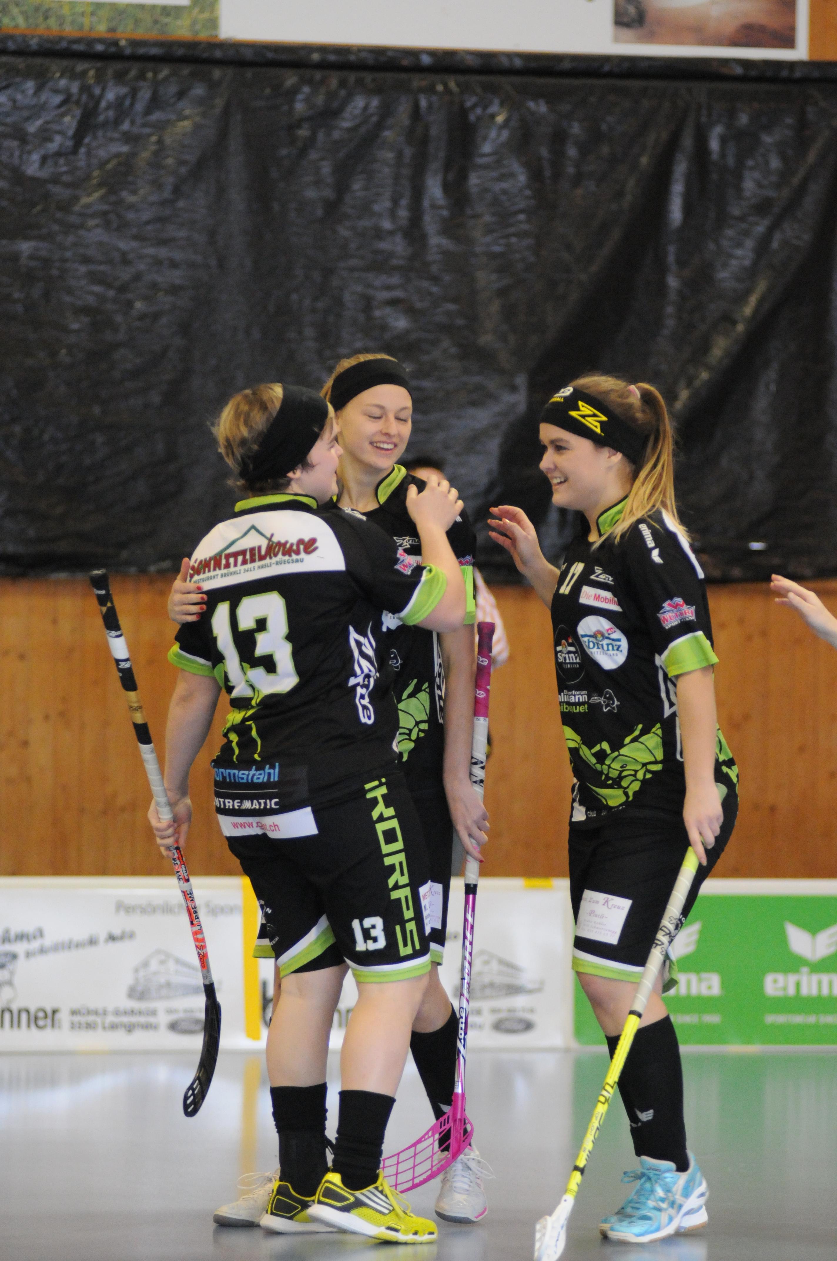 U21A_Floorball Riders_23.11.2013
