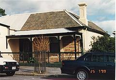 22 High Street, Willunga, 1999.
