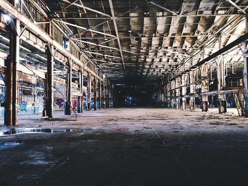 Budd Railcar Factory | by Tamara Hala