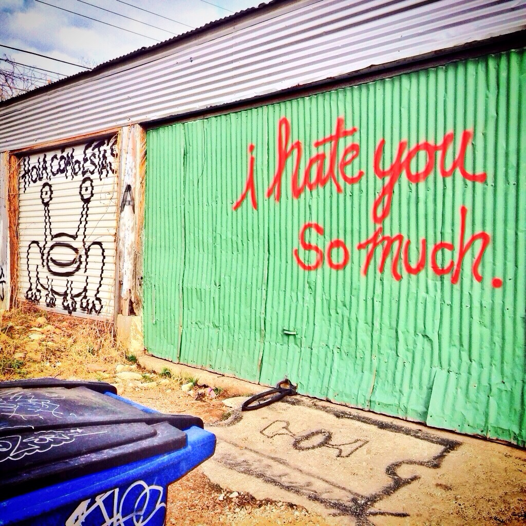 And i love you east austin by amanda sg