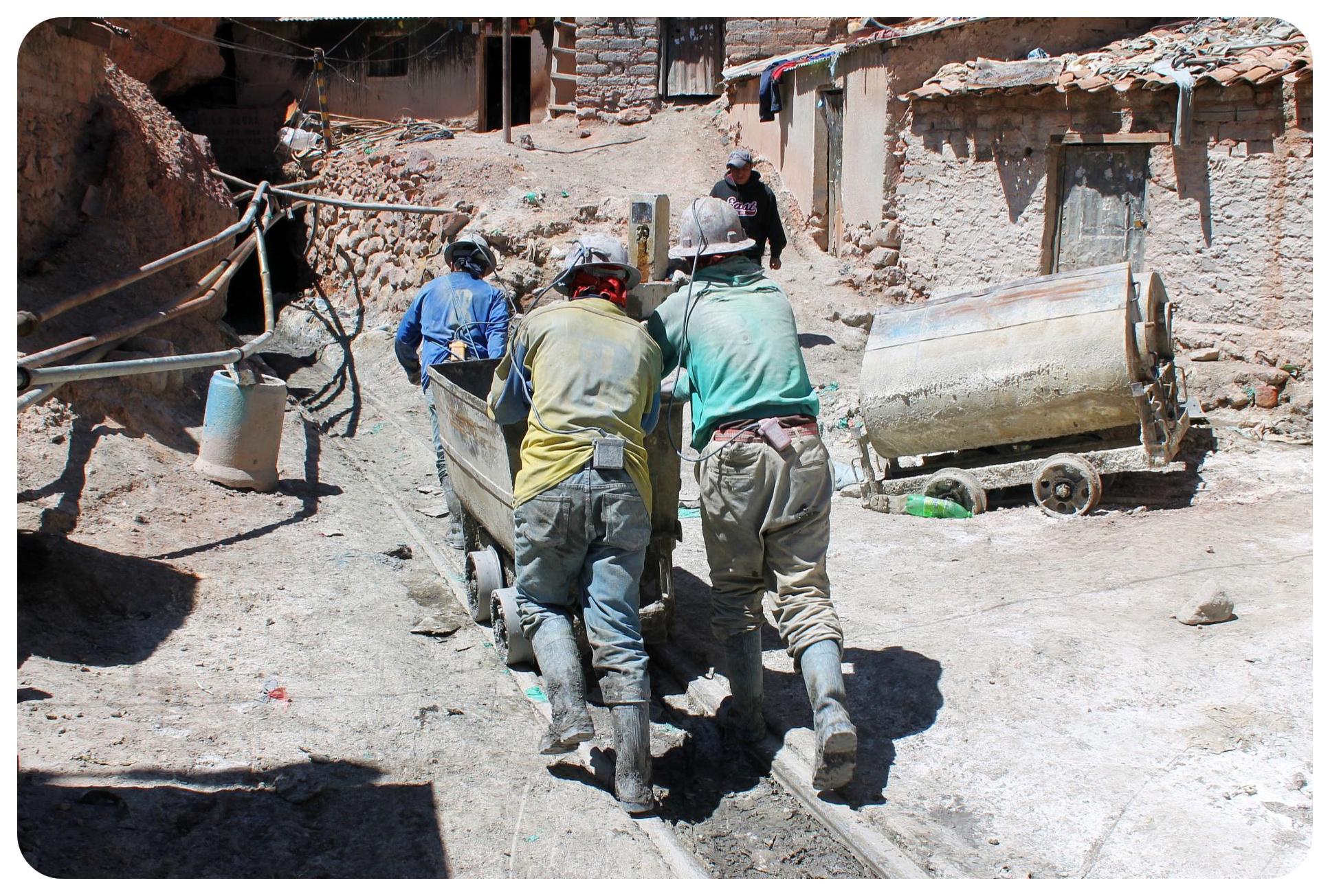 cerro rico mine workers