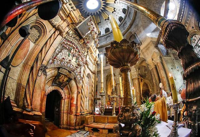 Patriarcado de Jerusalem: Vigilia Pascual