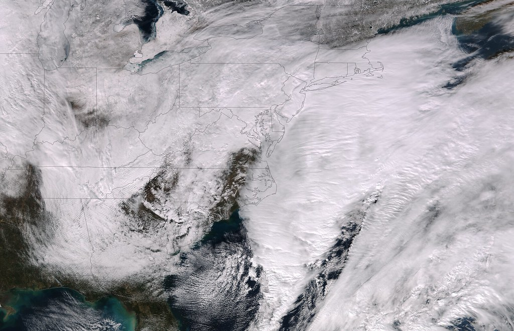 Major Nor'easter Set to Impact Northeast U.S.
