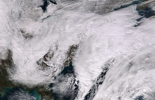Major Nor'easter Set to Impact Northeast U.S. | by NASA Goddard Photo and Video