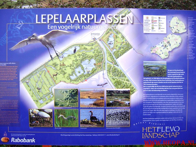 28-03-2009    Opstap 94 Almere              25 Km(18)