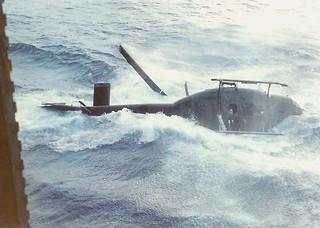 FALL OF SAIGON 1975 - Operation Frequent Wind - Aircraft Carrier USS Hancock CVA-19
