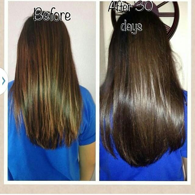 It Works Hair Skin Nails Longer Stronger Hair Im 30 Days
