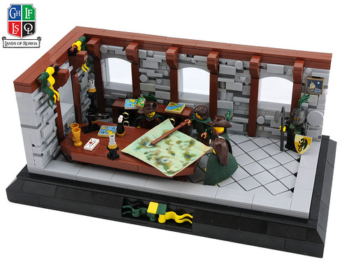 The Map Room | by Ayrlego
