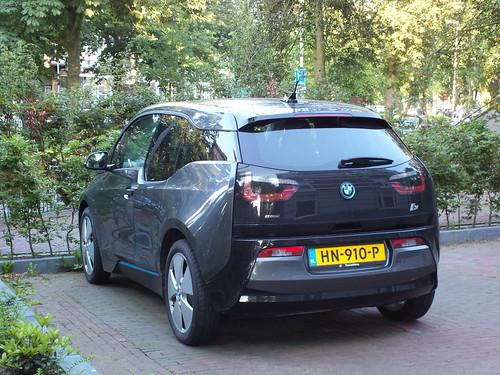 2015 BMW I3 Photo