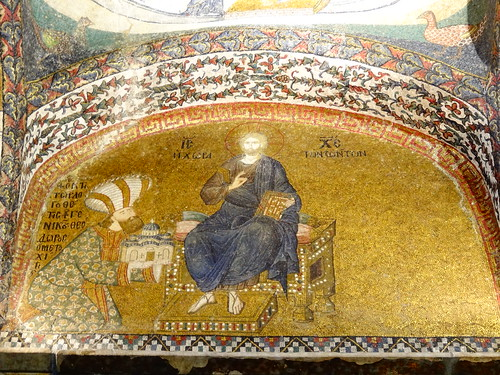 Er Mosaics in the Church of the Holy Saviour in Chora | by Nezzen