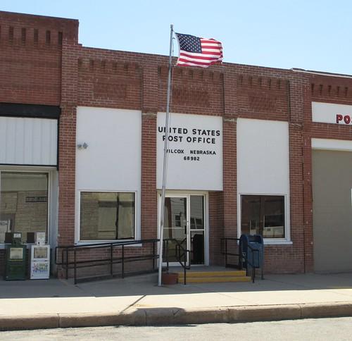 Post Office 68982 (Wilcox, Nebraska)