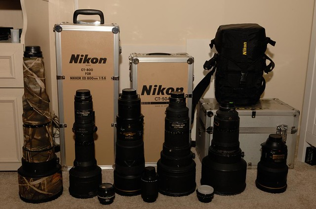 Nikon Long Glass 2