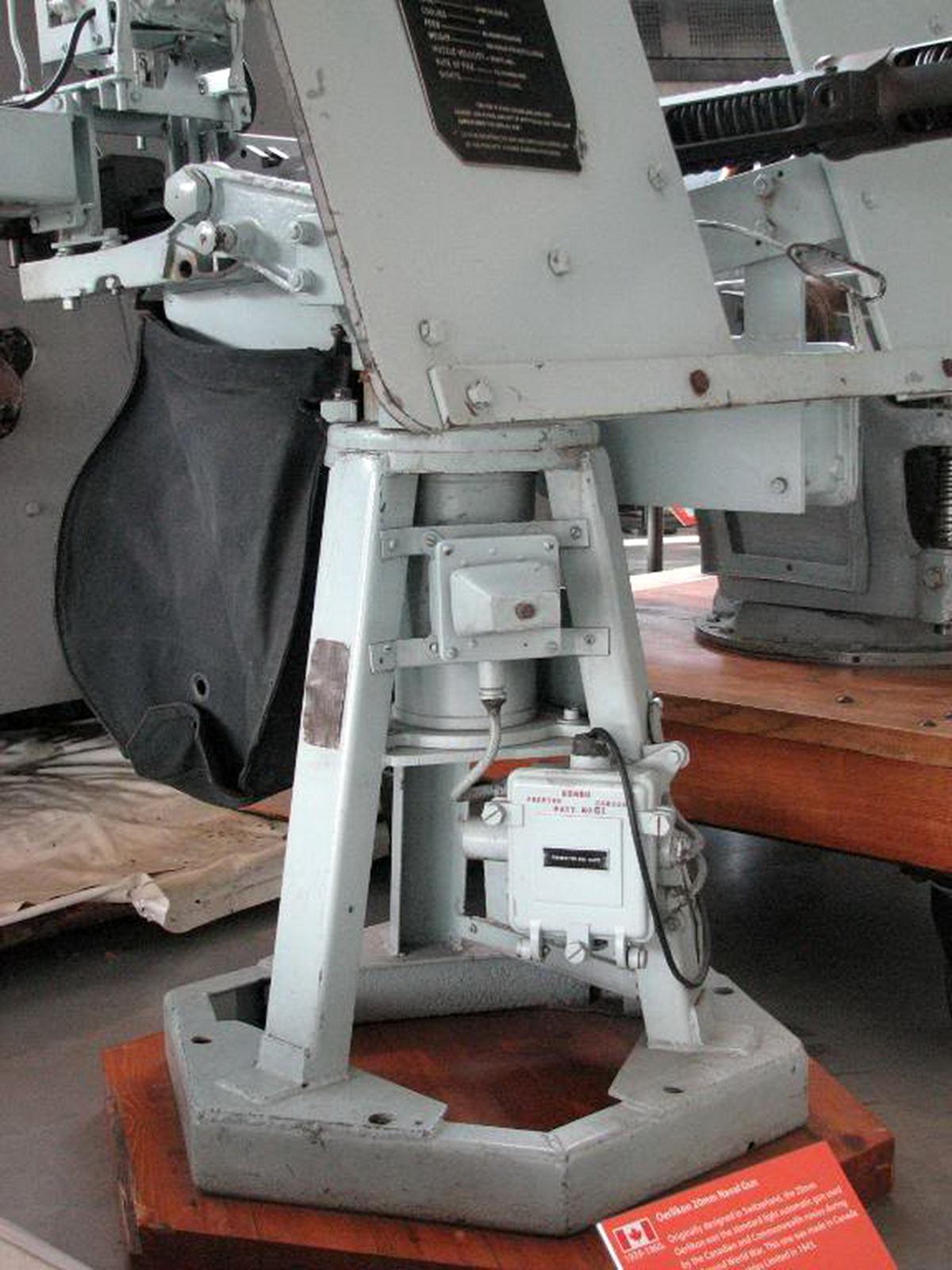 20mm Anti-Aircraft Gun (8)
