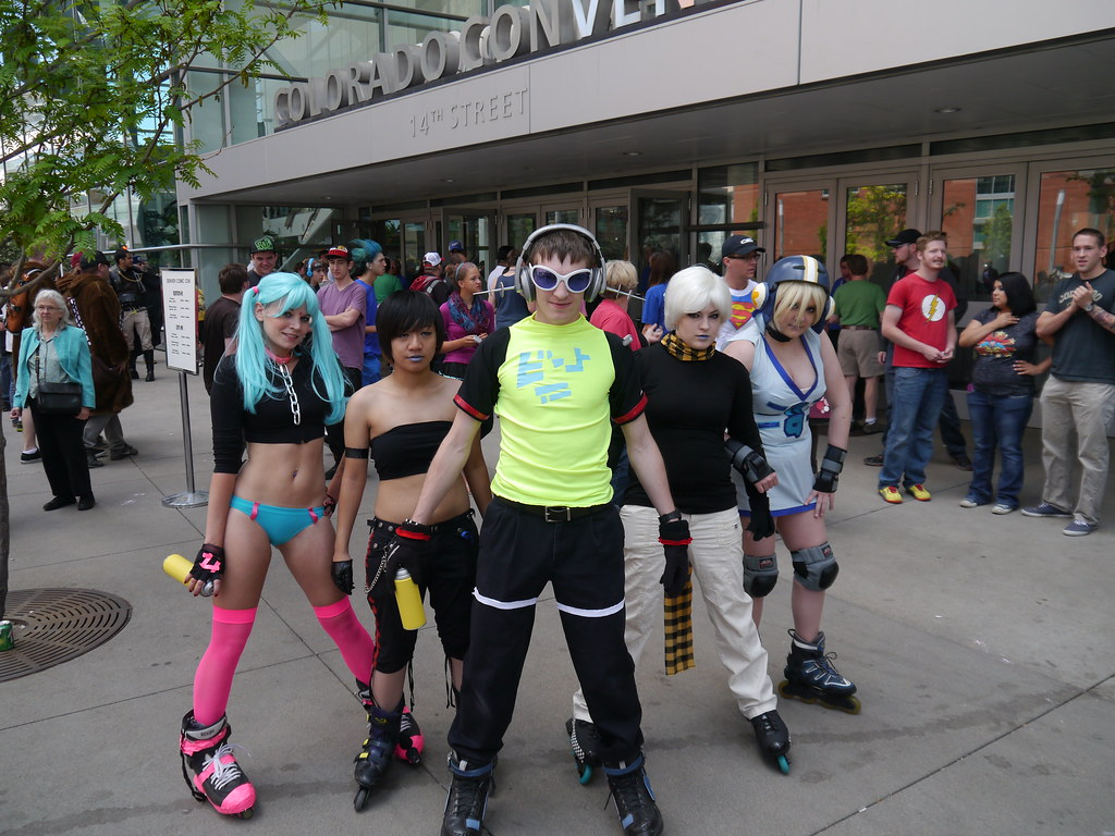Jet Set Radio Future Crew 2 So Unexpected So Awesome Flickr