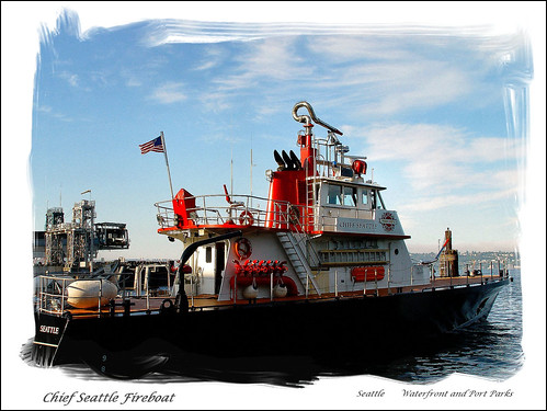 51010-Chief Seattle at Dock | by Shutterfly Pictures
