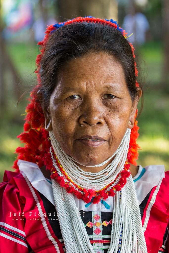 Ata Tribe - Tribal  Kadayawan Festival 2013  Fluvial Parad
