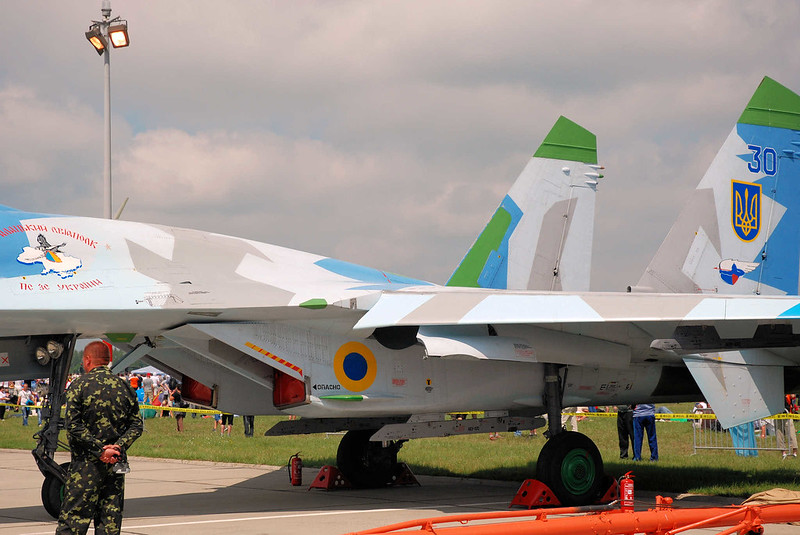 Сухой Су-27 (4)