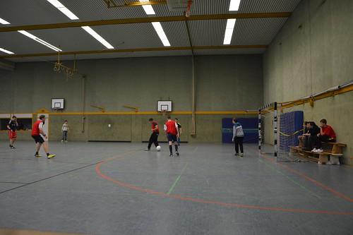 Straßenfußball-Hallenturnier 2013 | by Jusos Bramsche