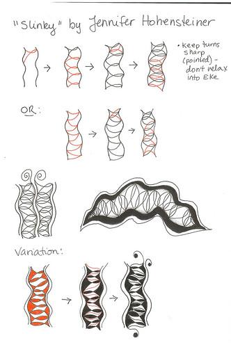 Slinky Step-out | by Jennifer Hohensteiner