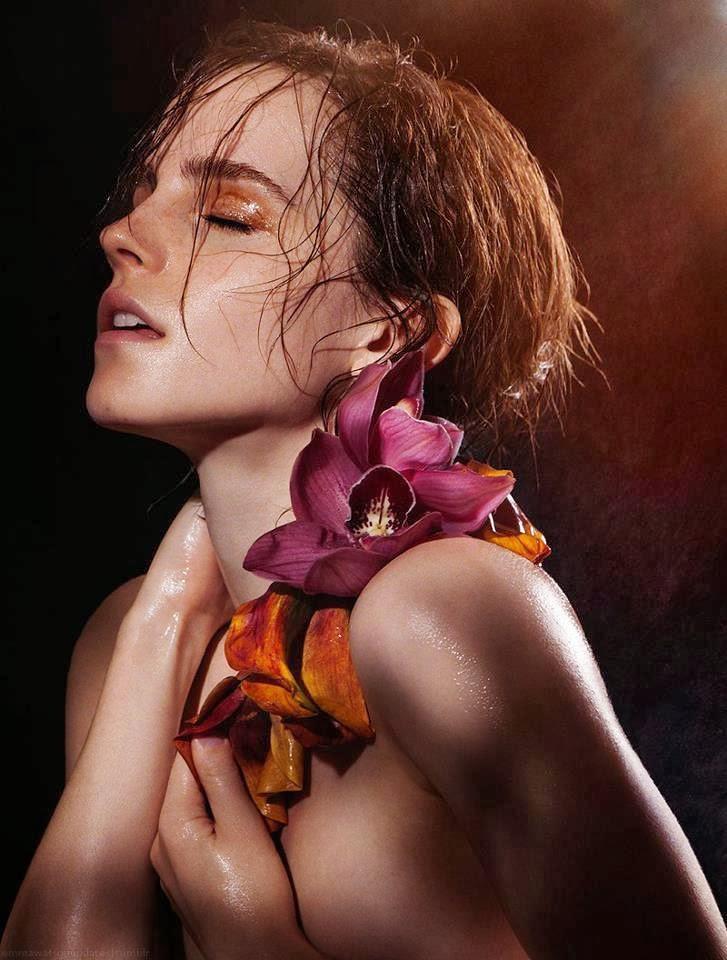 Hot photoshoot watson emma Emma Watson
