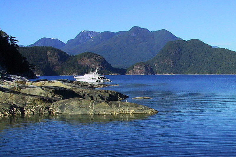Desolation Sound, Sunshine Coast, British Columbia, Canada