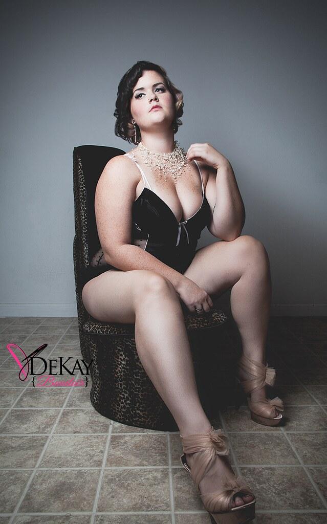Curvy vintage nudes — 8
