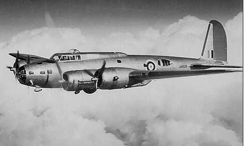 B17 perteneciente a la RAF