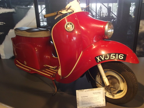 Move It - Thinktank Birmingham Science Museum - Velocette 'Viceroy' | by ell brown