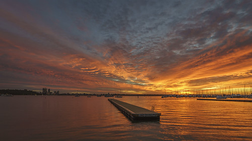morning sky colour nature water beauty skyline clouds sunrise river boats dawn marine scenery sony scenic australia wideangle alpha westernaustralia swanriver daybreak matildabay crawley carlzeiss a99 cityofperth sal1635z variosonnar163528za slta99 stevekphotography