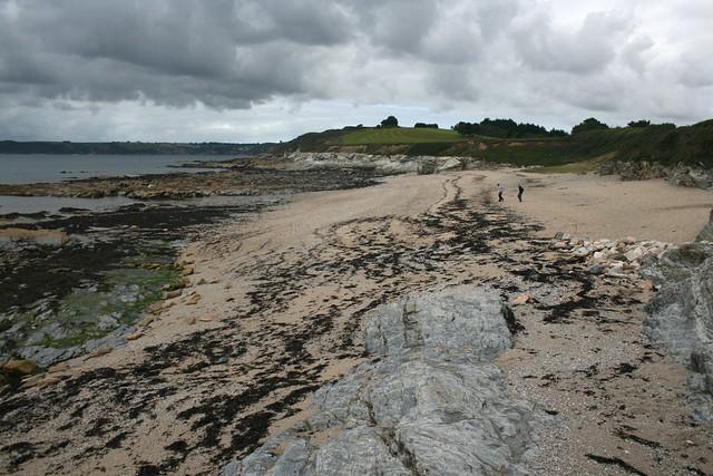 Beach near St Blazey