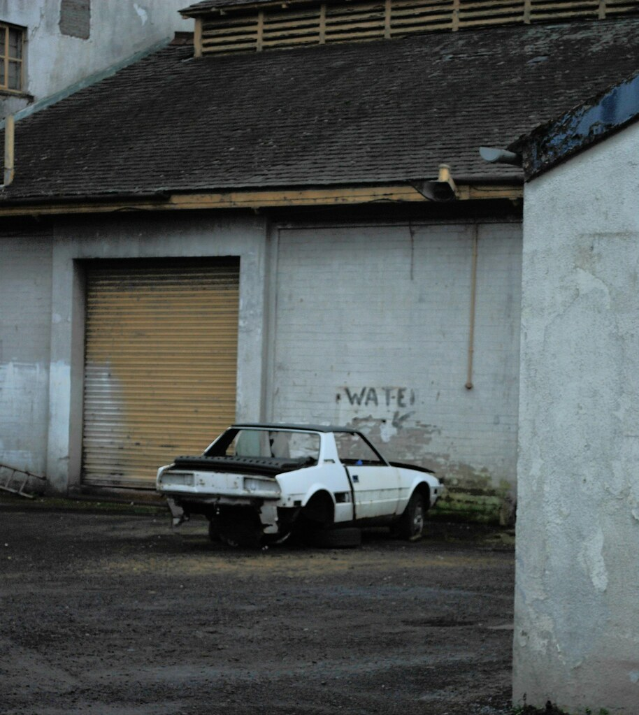Fiat X19 Not Tr7 As I Previously Thought Sorry Flickr