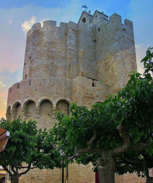 FRANCE - Provence, Camarque - Stes-Maries-de-la-Mer, Wehrkirche, 12422/4637