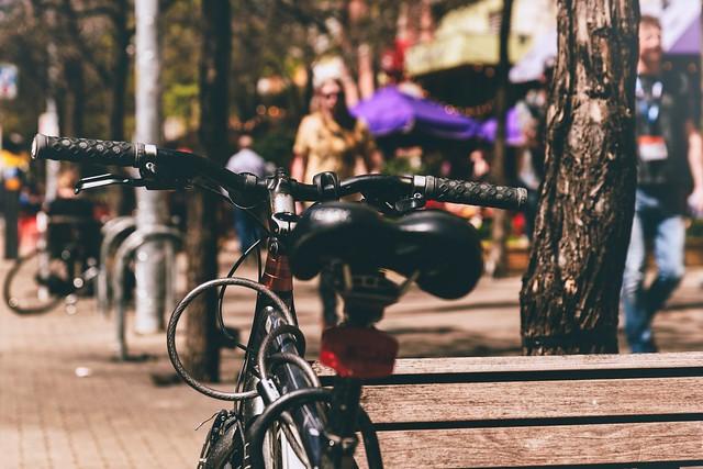 My Not-So-Old Bike