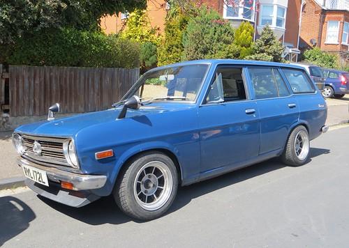 1972 Datsun 1200 Estate (B110) | by Spottedlaurel