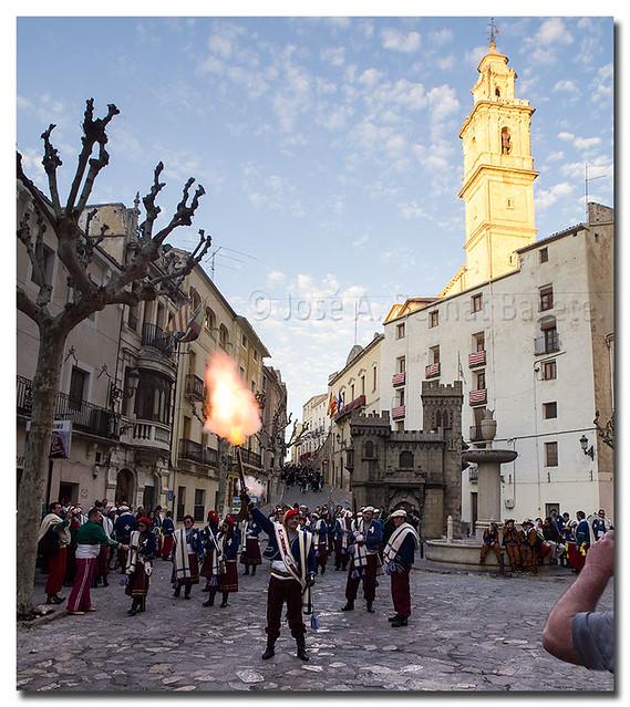 Fiestas de Moros y Cristianos en Bocairent