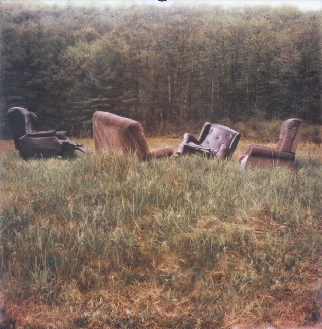 Maine lounging