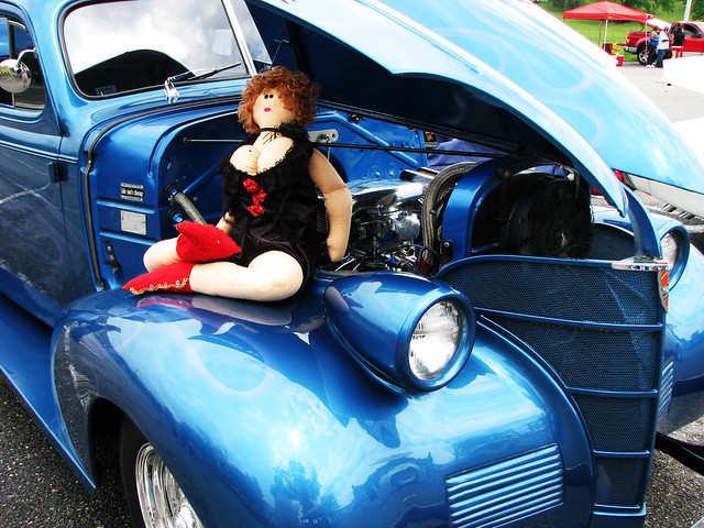 11th Annual Maryland BBQ Car Show 2013 - Jessup, Maryland