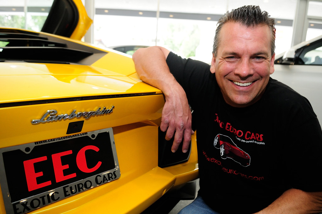 Exotic Euro Cars >> Story Slug Lamborghini Mike Koss With A 2012 Aventador La