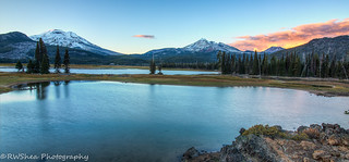 Sparks Lake Sunset 2 | by RWShea Photography
