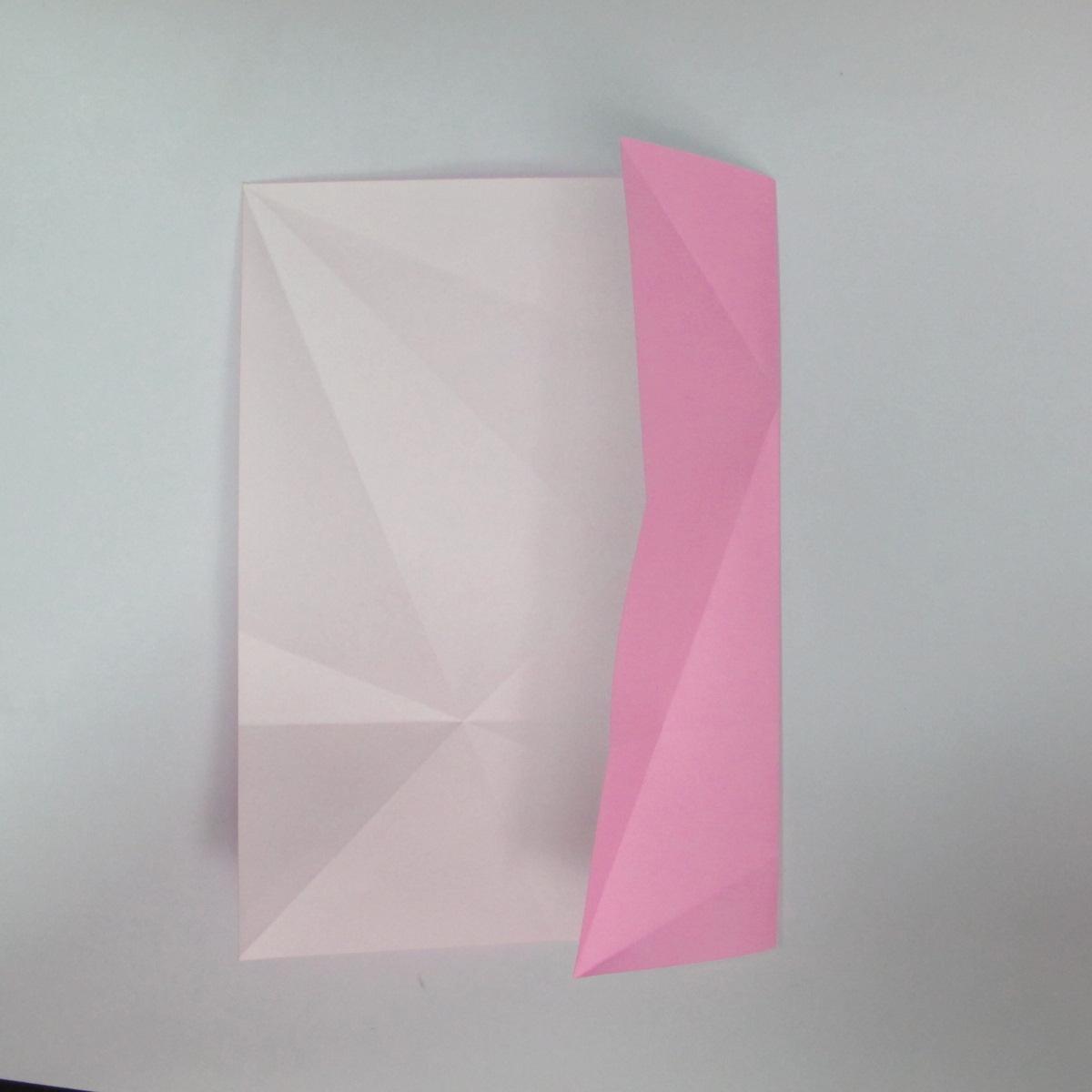 สอนการพับกระดาษเป็นลูกสุนัขชเนาเซอร์ (Origami Schnauzer Puppy) 010