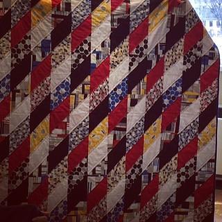 Apryl's quilt #boisemqg